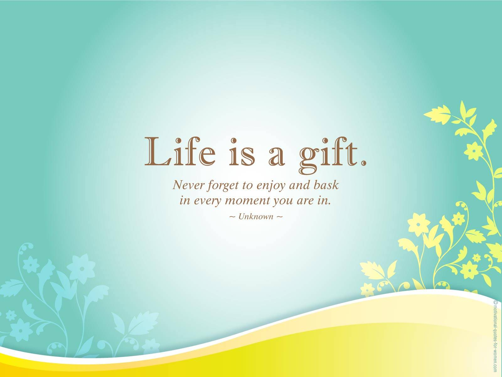 gift-short-inspirational-quote