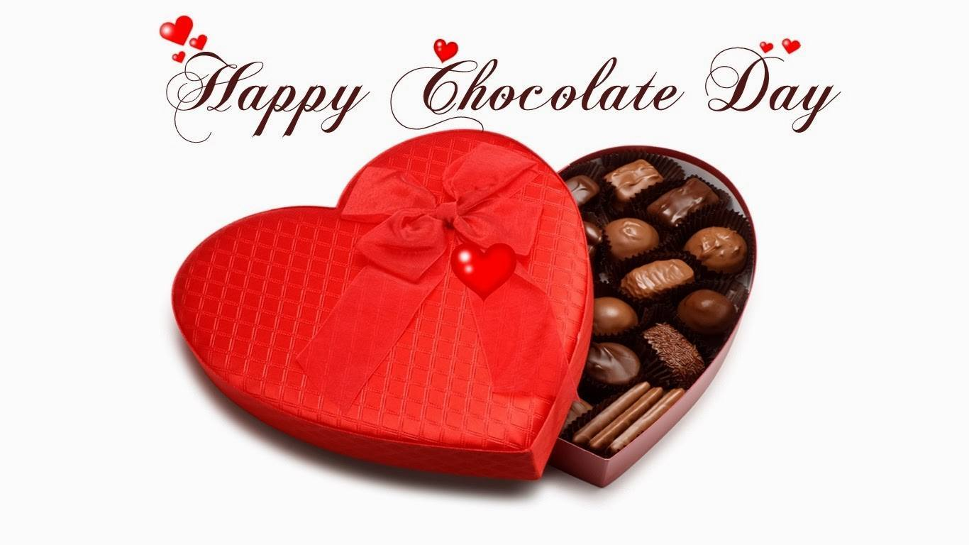 Happy Chocolate Day Wishes