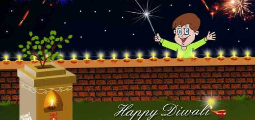 happy diwali sms