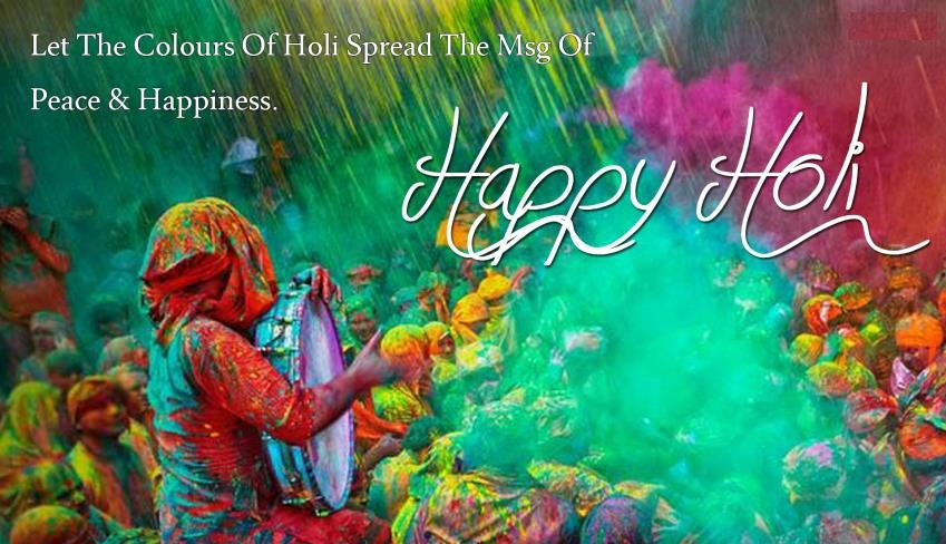 Happy Holi Wishes Quotes Images Messages Whatsapp Status 2018