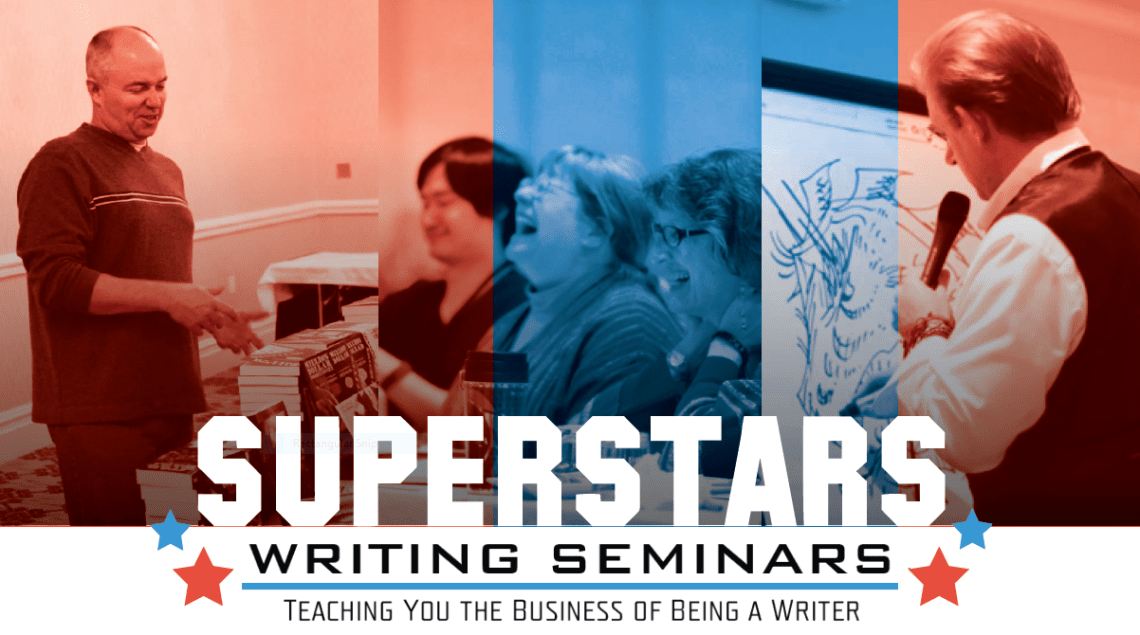 Superstars Writing Seminar cover image