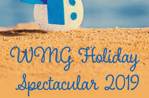 Holiday Spectacular compilation ebook cover