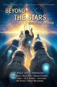 cover of Beyond the Stars: Across the Universe anthology