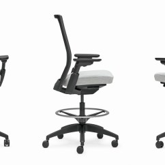 Allsteel Access Chair Chairs That Swivel And Recline The Chicago Athenaeum Evo 2017 2018