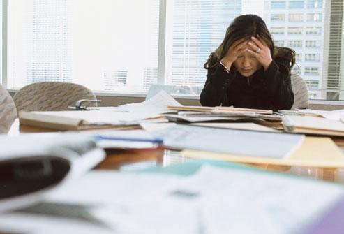 trovarsi male al lavoro
