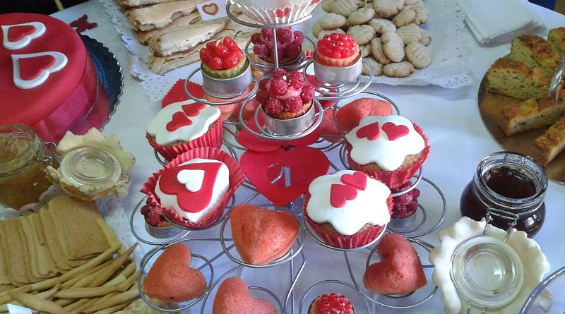 san valentino cup cakes