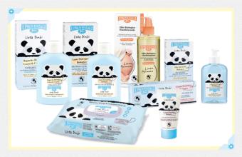 Prodotti per la pelle dei bambini: linee biologiche