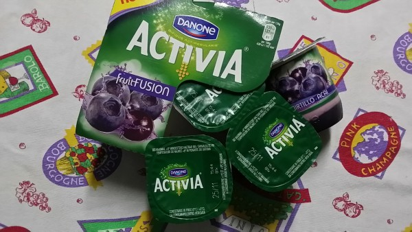 Activia FruitFUSION