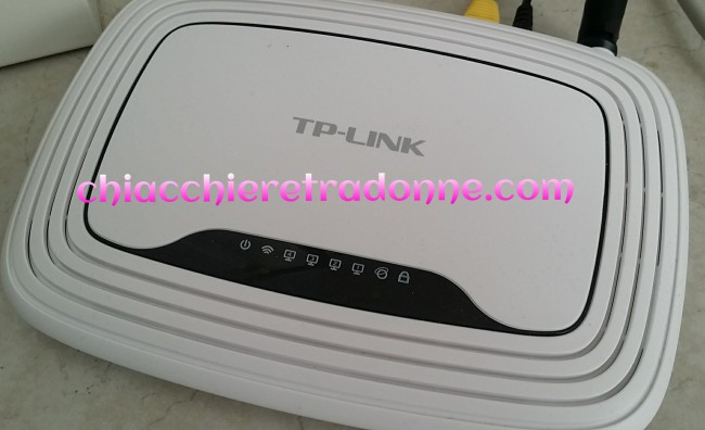 Router wireless recensione