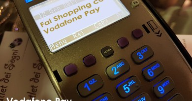 Shopping con Vodafone Pay