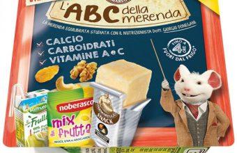 L'ABC della merenda, da Parmareggio per i tuoi bambini
