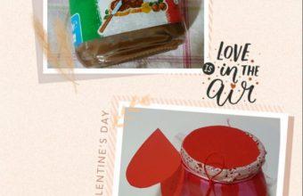 Regali di San Valentino fai da te, Riciclo Creativo