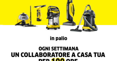 Karcher si fa in 5 per voi