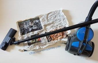 Come pulire l'aspirapolvere senza sacco e perché