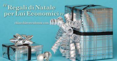 Regali di Natale per Lui Economici