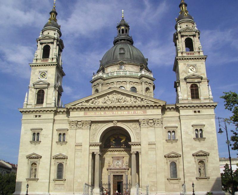 Basilica di Santo Stefano Budapest, pasqua, vacanza a Budapest