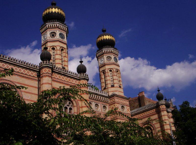 sinagoga di budapest vacanza a budapest pasqua