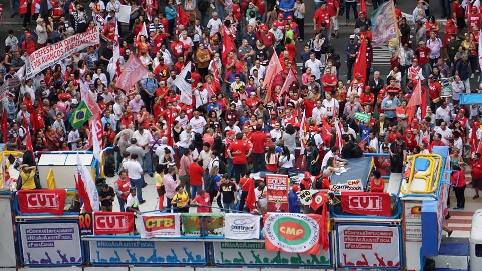 罷免反対デモ数十州で発生=聖市では罷免デモ超える=経済政策の転換も求める