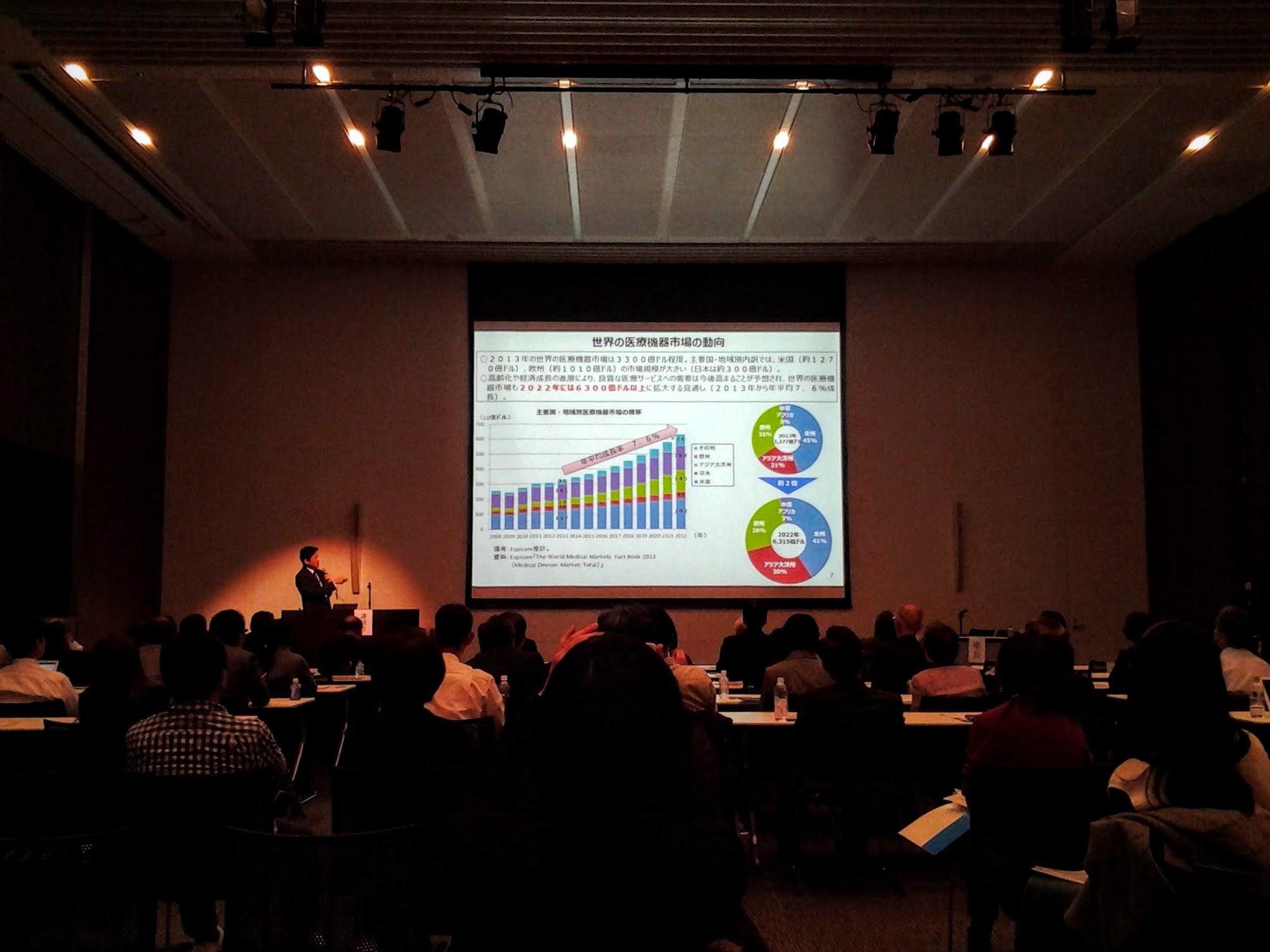 大阪大学国際医療シンポジウムGo Global!!7/日本の国際医療2015~行政、大学の取組と今後の課題解決に向けて~