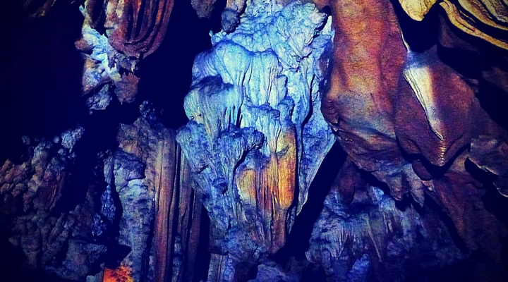 Chiang Dao Cave Tour