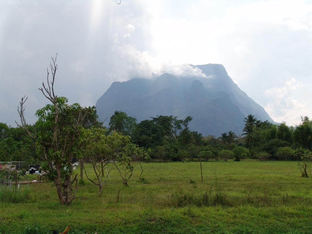 Mount Luang Chiang Dao