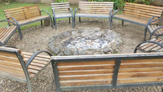 Chiang Dao Nest Hotel - Firepit