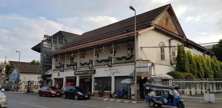 Heritage House in Thapae Road Chiang Mai