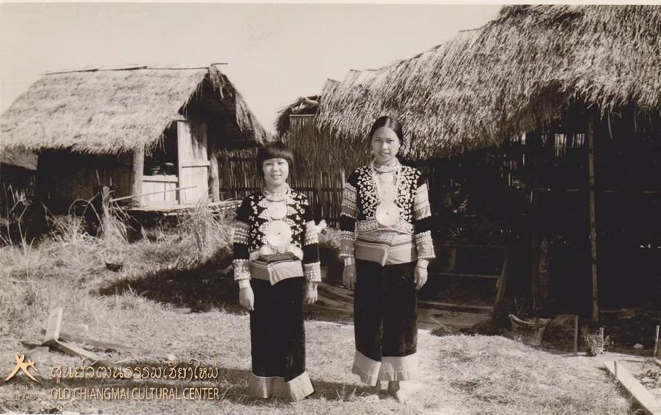 Two tribal women
