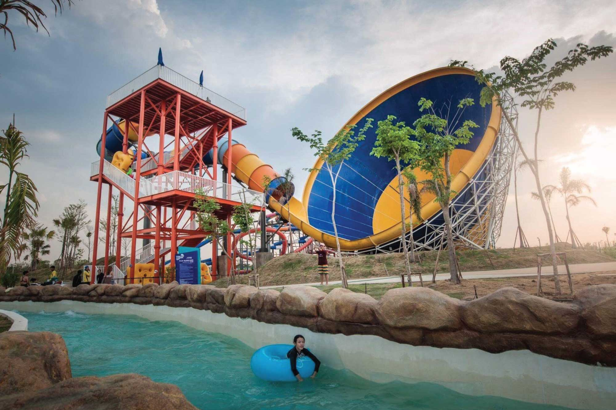 Crazy Water Parks