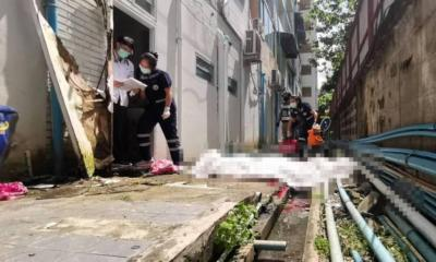 Elderly American Expat Dies after Balcony Fall in Northern Thailand
