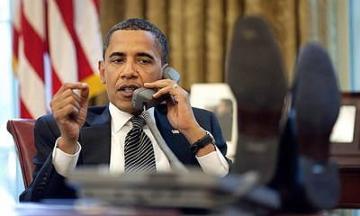 Obama: Telephoned Yingluck on Saturday