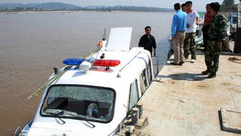 Another Unidentified Corpse Found in the Mekong River