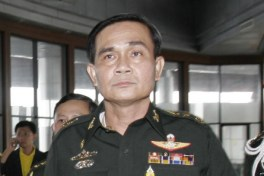 Gen Prayuth said some members of the Internal Security Operations Command (Isoc) were linked to smuggling rings and he promised to track them down.