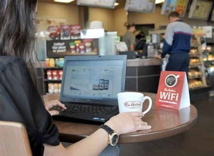 Free Wi-Fi is part of the move to push forward Smart Thailand project to provide the public an access to the internet