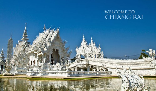 White Temple opens daily from 0800 to 1700, free of charge