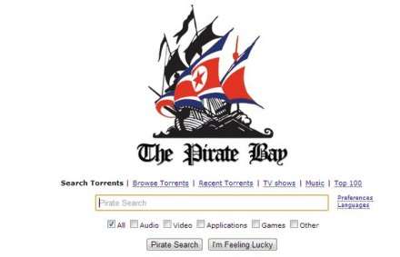 """The Pirate Bay claimed the move was """"virtual asylum""""."""