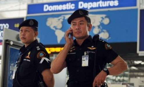 All airports under the supervision of the AoT, namely Suvarnabhumi, Don Mueang, Chiang Rai, Chiang Mai and Phuket Airports, are now under surveillance 24 hours a day
