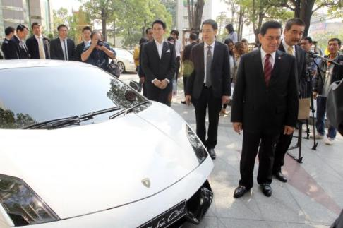 10,000 Luxury Automobiles Smuggled to Thailand Annually