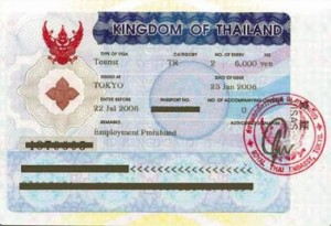 Suvarnabhumi Airport to cancel visa numbers  A8486001 to A8486500