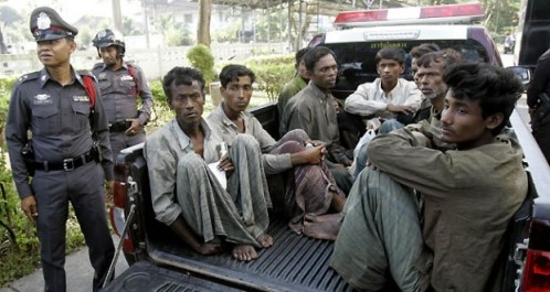 Rohingya in Thailand are sold to middlemen for 10,000 baht ($321) each, then offered for sale back to their families for as much as 65,000 baht ($2,087), according to Chutima and Morison, citing interviews with smugglers.