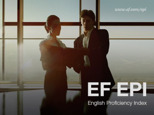 The World's Top 60 Countries in English According to The EF English Proficiency Index
