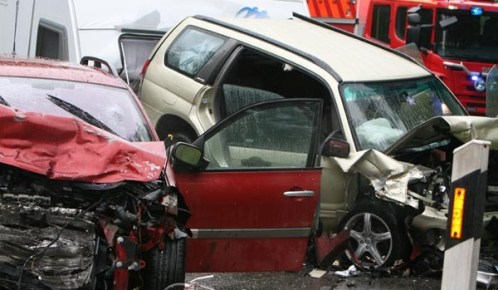 The major causes of accidents this year was drunken-driving, at almost 40 per cent, followed by speeding, at about 30 per cent