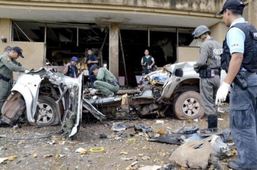 Violence in Thailand's southern regions has become commonplace in the past few years