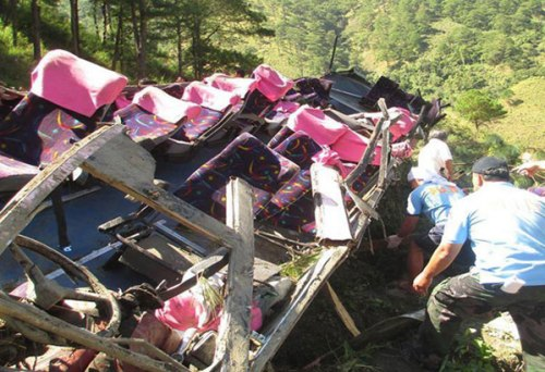 Van de Ven was one of the 14 passengers killed when the bus plunged down a deep ravine in Bontoc's Barangay Bayyo on the morning of February 7.