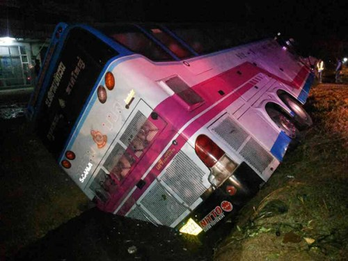 The Network of Road Safety said road mishaps during the past five months showed that fatalities were the highest on double-deck buses