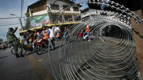 Thailand Military Lifts Curfew in 20 Provinces