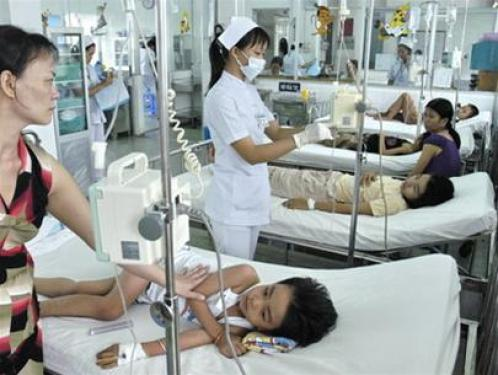 Thailand recorded some 140,000 cases of infection last year