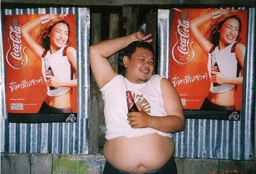 In Thailand, there are 11.3 million obese women, or twice as many as obese men.