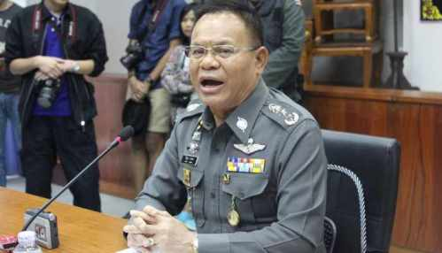Pol.Maj.Gen. Panya Mamen, commander of 8th Region Provincial Police, said yesterday that the investigation has been hampered by foreign media coverage
