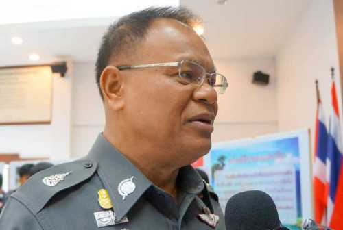 Commissioner Pol Lt Gen Panya Mamen has now reported that  police investigators have obtained a key witness who said foreigner killed the two British tourists in Koh Tao island.